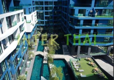 Acqua Condo Pattaya~ 公寓 芭堤雅 泰国 Jomtien