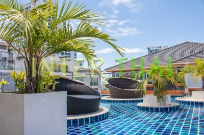 New Nordic C View Boutique Pattaya~ 公寓 芭堤雅 泰国 Pratamnak Hill