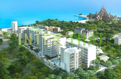Club Royal Pattaya~ 公寓 芭堤雅 泰国