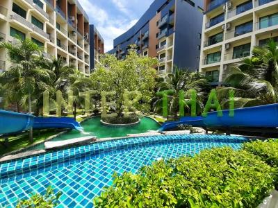Laguna Beach 2 Condo Pattaya~ 公寓 芭堤雅 泰国 Jomtien