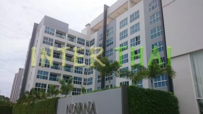 Novana Condo Pattaya~ for sale, resale price, hot deals, location map in Thailand