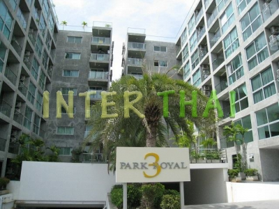 Park Royal 3 Pattaya~ 公寓 芭堤雅 泰国 Pratamnak Hill