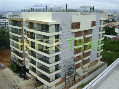 Pattaya Heights I~ 公寓 芭堤雅 泰国 Pratamnak Hill