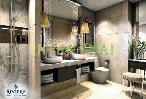 Riviera Jomtien - unit interiors - 17