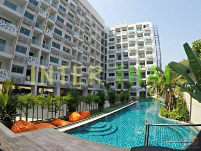 Waterpark Condo Pattaya