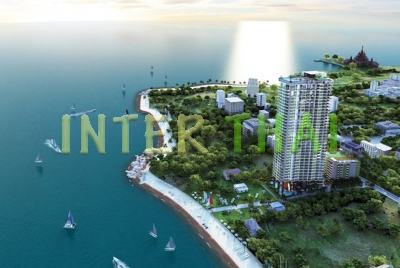 Wongamat Tower Pattaya~ 公寓 芭堤雅 泰国