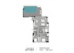 Aeras Condo - unit plans (duplex, penthouse, 3-bedroom) - 5