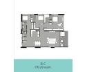 Aeras Condo - unit plans (duplex, penthouse, 3-bedroom) - 7