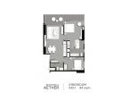 Aeras Condo - unit plans (2-bedroom) - 6