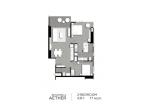 Aeras Condo - unit plans (2-bedroom) - 9