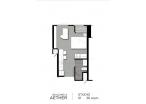 Aeras Condo - unit plans (1-bedroom, studio) - 1