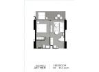 Aeras Condo - unit plans (1-bedroom, studio) - 11