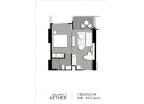 Aeras Condo - unit plans (1-bedroom, studio) - 12