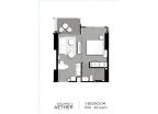Aeras Condo - unit plans (1-bedroom, studio) - 13