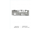 Aeras Condo - unit plans (1-bedroom, studio) - 14