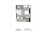 Aeras Condo - unit plans (1-bedroom, studio) - 7