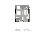 Aeras Condo - unit plans (1-bedroom, studio) - 9