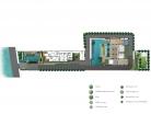 Aeras Condo - floor plans building B - 1