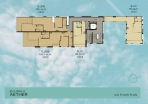 Aeras Condo - floor plans building B - 3