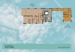 Aeras Condo - floor plans building B - 5