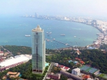Amari Condo Pattaya - price from 2,900,000 THB;  Pratamnak Hill for sale, resale price, hot deals, location map in Thailand