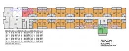 Amazon Condo - floor plans - 2