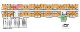 Amazon Condo - floor plans - 3