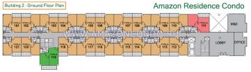 Amazon Condo - floor plans - 4