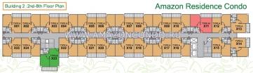 Amazon Condo - floor plans - 5