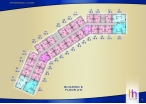 Arcadia Beach Continental - 楼层平面图 - 13