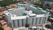 Arcadia Beach Resort - 2018-04 construction site - 1