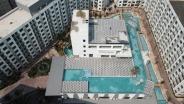 Arcadia Beach Resort - 2018-04 construction site - 2