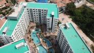 Arcadia Beach Resort - 2018-04 construction site - 4