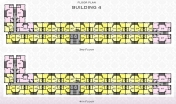 Arcadia Beach Resort - floor plans - building 4 - 3