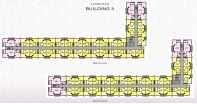 Arcadia Beach Resort - floor plans - building 3 - 3