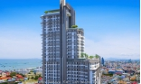 Arcadia Millennium Tower Pattaya - price from 2,700,000 THB;  Condo for sale, resale price, hot deals, location map in Thailand