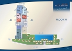 Arcadia Millennium Tower - floor plans - 8