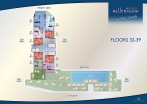 Arcadia Millennium Tower - floor plans - 9