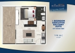 Arcadia Millennium Tower - unit plans - 4