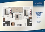 Arcadia Millennium Tower - unit plans - 7