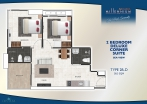 Arcadia Millennium Tower - unit plans - 8