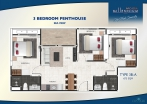 Arcadia Millennium Tower - unit plans - 9