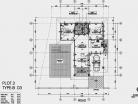 Baan Dusit Pattaya - 1-storey house 128 sqm, land plot 440-750 sqm, 2 bedroom, 2 bathroom - 10