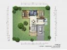 Baan Dusit Pattaya - 1-storey house 128 sqm, land plot 440-750 sqm, 2 bedroom, 2 bathroom - 5