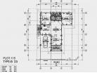 Baan Dusit Pattaya - 1-storey house 128 sqm, land plot 440-750 sqm, 2 bedroom, 2 bathroom - 7