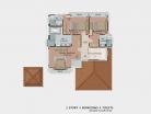 Baan Dusit Pattaya - 2-storey house 283 sqm, land plot 440-750 sqm, 4 bedroom, 4 bathroom, pool 50 sqm - 8