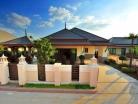 Baan Dusit Pattaya - 1-storey house 233 sqm, land plot 440-750 sqm, 3 bedroom, 2 bathroom, pool 50 sqm - 1