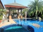 Baan Dusit Pattaya - 1-storey house 233 sqm, land plot 440-750 sqm, 3 bedroom, 2 bathroom, pool 50 sqm - 2
