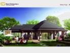 Baan Dusit Pattaya - 1-storey house 191 sqm, land plot 440-750 sqm, 3 bedroom, 2 bathroom, pool 35 sqm - 3