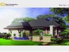 Baan Dusit Pattaya - 1-storey house 173 sqm, land plot 440-750 sqm, 2 bedroom, 2 bathroom, pool 35 sqm - 2